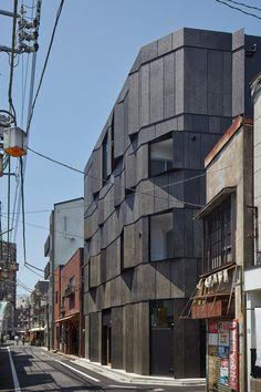 Gallery of KURO Building / KINO Architects - 4