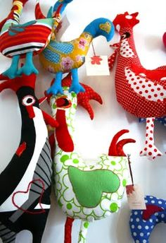 """Insprired by Portuguese traditional character """"Galo de Barcelos""""."""