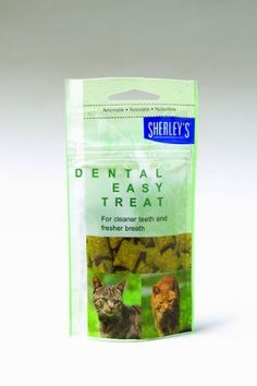 Beaphar Dental Easy Treats for Cats 35g -- More info could be found at the image url. (This is an affiliate link) #CatTreats