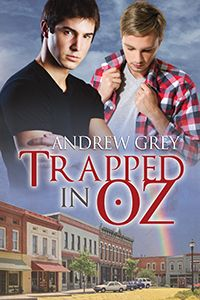 5 Drops Review: TRAPPED IN OZ by Andrew Grey ♥ House Millar