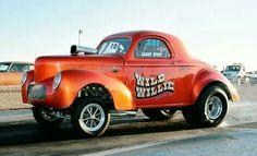 Wild Willie gfx