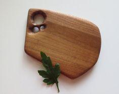 Small, Walnut Wood Classic Cutting Board | Cheese Board | Serving Board