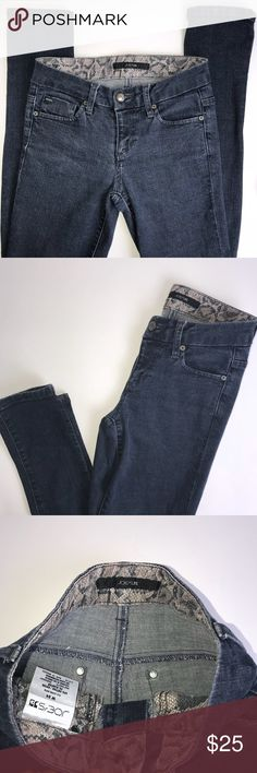 Joe's Designer Skinny Chelsea Jeans Dark Blue 24 DESIGNER: Joe's Jeans  ITEM DESCRIPTION: A great looking pair of  Joes Chelsea cut Jeans .. Made in the MorOcco 🇲🇦 MSRP $160 Check pic for flaw. Discoloration  TAG SIZE: Size 24 (Please see actual measurements below) STYLE: Chelsea Skinny  COLOR: Dark Blue MATERIALS: 98% cotton 2% elastane  MADE IN: Morocco CONDITION: Preloved  MEASUREMENTS: Waist: 24Hips: 26 Front Rise: 7 3/4 Thigh: 8Knee: 6Leg…