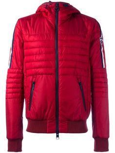 ROSSIGNOL zip up padded jacket. #rossignol #cloth #jacket