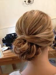 wedding hairstyles side bun - Google Search