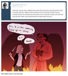 Remember the Portal to Hell comic? There's more than just that - Album on Imgur