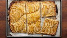 French Apple Tart Recipe | Ina Garten | Food Network Barefoot Contessa, Granny Smith, Apple Tarte, Apple Ice, Food Network Recipes, Food Processor Recipes, Lucky Food, French Apple Tart, Apple Tart Recipe