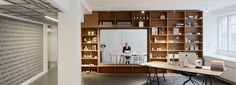 elding oscarson introduces interior windows inside office in stockholm