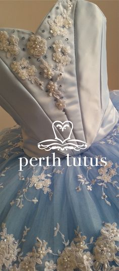 Custom Classical Ballet Tutu by Perth Tutus                                                                                                                                                      More