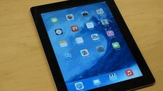 Setting up your ipad air