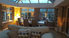 Just finished our orangery