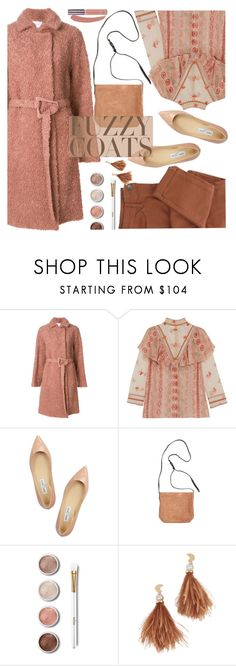 """""""Casual"""" by rastaress-motso ❤ liked on Polyvore featuring Carven, Anna Sui, Jimmy Choo, Ann Demeulemeester, Terre Mère and Lizzie Fortunato"""