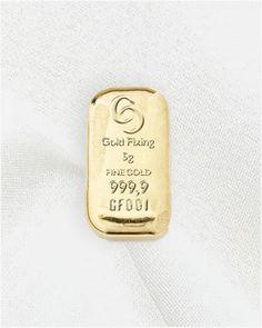 Investi con la testa! Investi in oro!