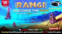 #VR #VRGames #Drone #Gaming Rangi Gear VR - Amazing. Beautiful graphics and great sound. You will love to play this recreation. adventure game gear vr, best game for gear vr, best gear vr games, best vr adventure, best vr experience, Best VR games, Digigo, gear vr adventure game, gear vr game review, gear vr games, gear vr puzzle game, gear vr rangi, gearvr, land's end style, puzzle game gear vr, rangi, rangi for gearvr, rangi for samsung gear vr, rangi gameplay, rangi gear