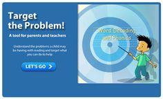 Target the Problem: A tool for parents and teachers Dyslexia Strategies, Reading Strategies, Reading Skills, Reading Tips, Reading Difficulties, Preschool Special Education, Summer Reading Program, Instructional Coaching, Struggling Readers