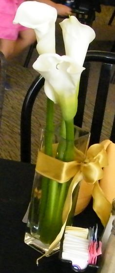 Elegant first communion centerpieces decorations