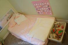 Montessori peter rabbit nursery