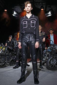 Christian Dada Men's RTW Spring 2016