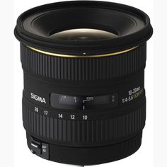 Sigma 10-20mm f4-5.6 EX DC HSM Lens - Canon Fit £345