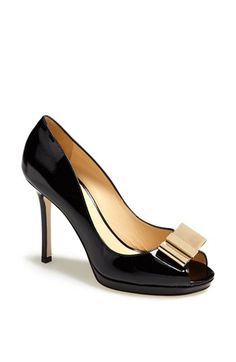 kate spade new york 'filipe' bow pump available at #Nordstrom