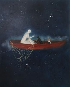 The Star Fishers  by Jeanie Tomanek