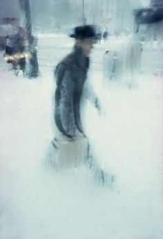 Package | Saul Leiter, 1960