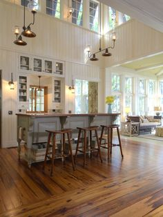 Old Pine Floors Design, Pictures, Remodel, Decor and Ideas - page 2