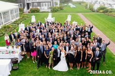 Nantucket Wedding by Zofia & Co. Photography