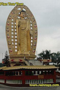Tourist Attraction India: Mindrolling Monastery Dehradun India