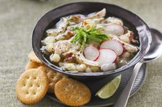 Turkey Pozole Soup Recipe - Kraft Recipes