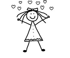 bird-stick-figure-clip-art-1792071.jpg | Pictures for cards ...