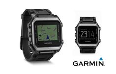 Garmin Epix Smartwatch. More features than you could throw a bone at!