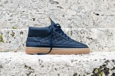 Ronnie Fieg Filling Pieces   Posted by Staff on 19 September 2014 in Sneakers&Footwear , Style