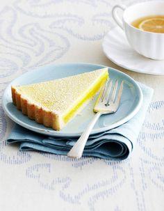 30 recettes de desserts indémodables - Elle à Table A Table, Cheesecake, Brunch, Sweets, Voici, Lemon Tarts, Ethnic Recipes, Desserts, Food