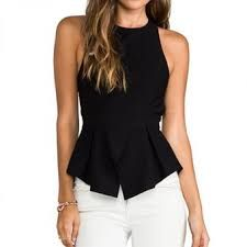 Blouses & Shirts Bright Bazaleas 2019 Vintage Bandage Tie Cross Backless Womens Tops And Blouse Center Hollow Out Blusas Fashion Blusa Feminina Casual Cheapest Price From Our Site
