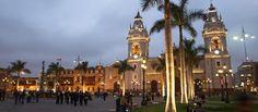 Plaza de Armas Peru   Go to the mesmerizing Peru for a holiday