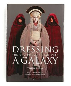 In this exquisite volume, the intricate and beautiful fashions that have appeared in all six Star Wars films are on display—from military gear to royal gowns and the iconic garb of Obi-Wan Kenobi and Darth Vader. Featuring pre-production sketches, final creations and actor commentary, it's a comprehensive guide that brings the Star Wars saga to life.