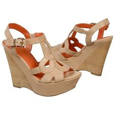 The skin PACIFICA wedges from Fergie will turn heads with their retro-inspired vibe.