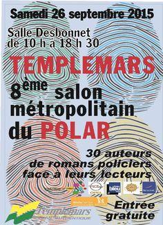 Salon métropolitan du polar (2015)