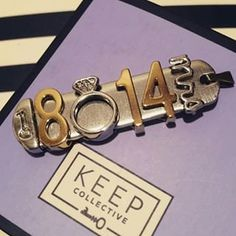 Show your wedding date! #keepcollective Go to https://www.keep-collective.com/soc/841bb to order!