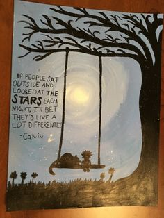 Calvin And Hobbes Nursery Inspiration   A Dream Is A Wish Your Heart Makes  U003c3   Pinterest Part 95