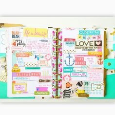 Full layout in my MS heart of gold planner :) need some inspiration? Check out my bestie @paperedlove & local team mate @mydocumentedlife #heartofgoldplanner#heartofgo#marionsmithdesigns
