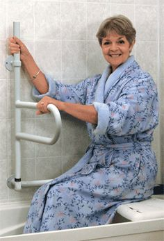 Bathroom Grab Bars - Residential and ADA many styles