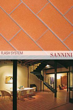 FLASH SYSTEM Flashsystem è l'esclusivo metodo di trattamento realizzato in fabbrica da Sannini, attraverso un ciclo completo di lavorazione realizzata con tecniche e prodotti d'avanguardia studiati per mantenere l'assoluta naturalezza della terra cotta nel rispetto ....... http://www.sannini.it/news-single-016.html  Flashsystem is an exclusive method of  ......... http://www.sannini.it/news-single-016-en.html