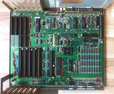 Mainboard Commodore Amiga 2000 (B), Version 4.3