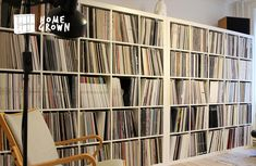 Home Grown: The collector with 5,000 records organised by label and catalogue number