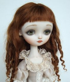 Art doll by Ana Salvadors