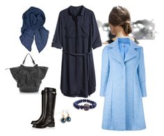 Untitled #518 by loveafare on Polyvore featuring polyvore fashion style H&M Philosophy di Alberta Ferretti Givenchy Francesco Biasia Lazuli BeckSöndergaard Garance Doré clothing