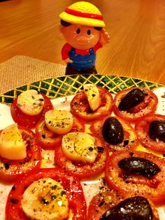 Saladinha de tomates do papai!!!
