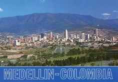 Medellin. Colombia.